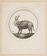 Caricature Showing Louis XVI as a Ram