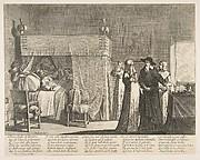 Death of the Rich Man (La Mort du mauvais riche)