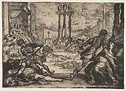 A Massacre by the Triumvirate