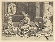 Joseph in Prison (copy)