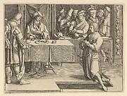 Joseph Interpreting Pharoah's Dreams (copy)