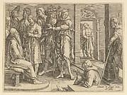 Joseph Telling His Dreams to Jacob (copy)