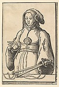 Agrippine Sibyl, from the series of Sibyls
