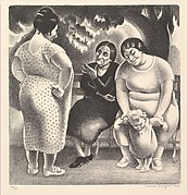 Three Cronies