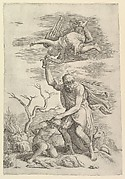 The Angel Staying the Arm of Abraham