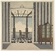 Design for a Room with a Balcony