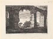 Ruines d'Aqueduc