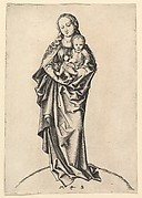 Virgin and Child with an Apple