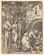 Christ in Limbo, from The Little Passion, (copy)