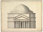 Facade of a Rotunda