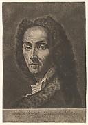 Portrait of Giovanni Battista Piazzetta