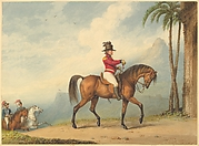 Sir John Floyd on Horseback