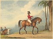 Sir John Floyd on Horseback