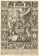 The Infant Christ, from Allegorical Scenes on the Life of Christ, from Christian and Profane Allegories