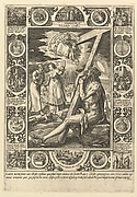 Passio Christi, from the Allegorical Scenes from the Life of Christ