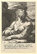 Saint  Bartholomew, from Christ and the Apostles