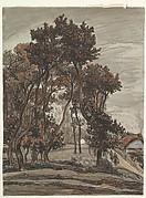 Landscape near Saint Jean de Mont