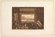 Frontispiece, Liber Studiorum