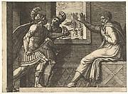 Caius Marius in Prison