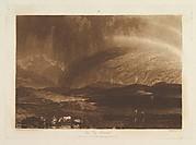 Peat Bog, Scotland, from Liber Studiorum, part IX