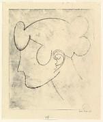 Female Head (Woman's Head)