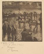 Impressions of Rain, Rouen