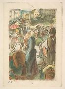 The Market at Gisors: Rue Cappeville