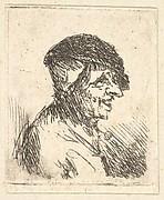 Head of Peasant