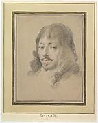 Portrait of Louis XIII
