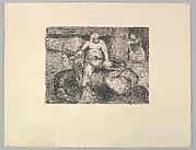 Woman at the Hearth (Die Frau am Herde)