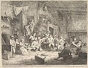 The Dance at the Inn