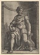 A Seated Emperor