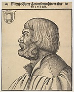 Portrait of Albrecht Dürer