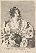 Delilah Cutting Samson's Hair