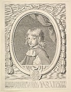 Louis-Joseph de Lorraine, duc de Guise, as a Child
