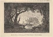 Salon de 1850-51; Un Paysage, par M. Théodore Rousseau