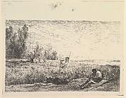 La Fenaison (Harvest)