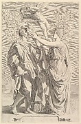 Frontispiece: Horace, Quinti Horatii Flacci Opera
