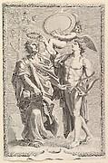 Frontispiece: Virgil, Publii Virgilii Maronis Opera