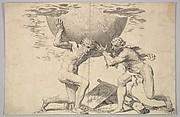 Hercules Assisting Atlas