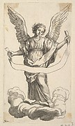 Angel with a Banderole