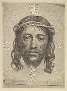 Face of Christ on St. Veronica's Veil