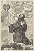 St. Benedict in Ecstasy