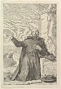 St. Ignatius in Ecstasy