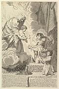 Anne of Austria with the Young Louis XIV and Monsieur before the Virgin and Child (Anne d'Autriche déposant le régence du royaume de France entre les mains de la Vierge Marie)