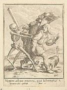 Pedlar, from the Dance of Death