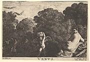 Realm of Venus, after Adam Elsheimer