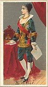 Minister, from the Occupations for Women series (N166) for Old Judge and Dogs Head Cigarettes