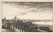 London from Arundel House, copy