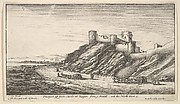 Prospect of York Castle at Tangier